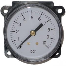 Manometer 10 bar Kit02-3 Kit02-4