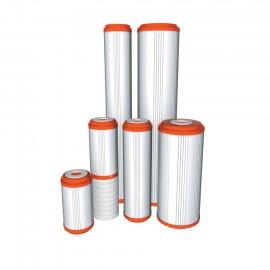 GAC Aktivkohlefilter, 10' x 2,5'