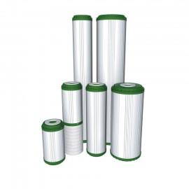GAC Aktivkohlefilter, 20' x 2,5'
