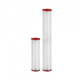 Lamellenfilter für Heißwasser