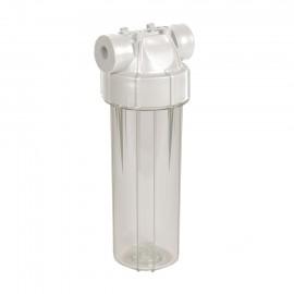 10 Zoll Filtergehäuse mit 1/4 Zoll