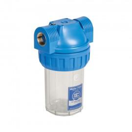 5 Zoll dreiteiliges Filtergehäuse