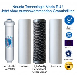 Filterset Neue Generation Ulitimate Plus