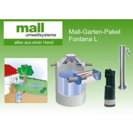 Mall-Garten-Paket Fontana L 8.000 L