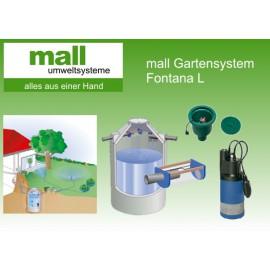 Mall-Garten-Paket Fontana S 8.000 L