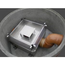 Filterschacht VF mit Abdeckplatte