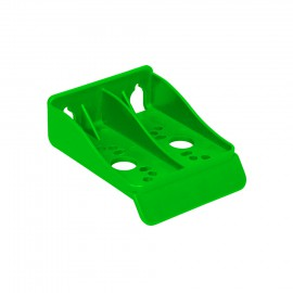 Kunststoff Montagerahmen grün