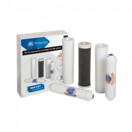 Ersatzfilter Set für Osmoseanlagen