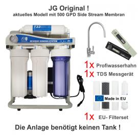 JG Side-Stream PLUS-Edition 500 GPD