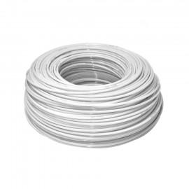 Schlauch weiß 1/4' aus Polyethylen