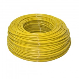 Schlauch gelb 1/4' aus Polyethylen