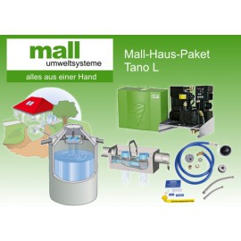 Mall-Haus-Paket Tano L 3.200 L