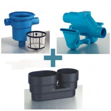 3P Spar-Set Gartenfilter (GF)