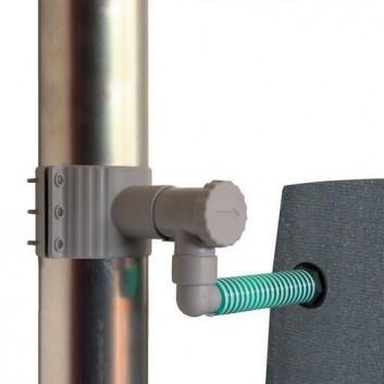 3P Stabilo-Flix Regensammler grau
