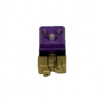 Magnetventil 12V 3/8 ZollI stromlos zu