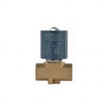 Magnetventil 24V 1/2 ZollI stromlos zu