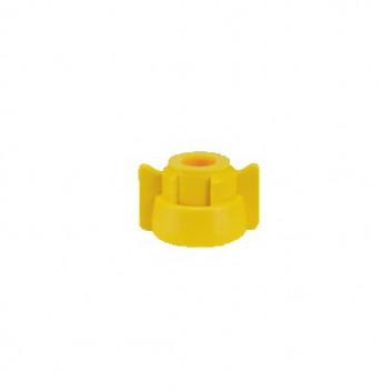 Bajonettkappe gelb passend zu #75001