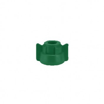 Bajonettkappe grün passend zu #75004