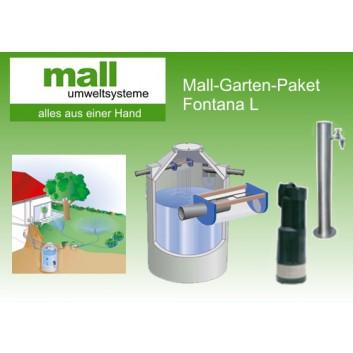 Mall-Garten-Paket Fontana L 4.700 L