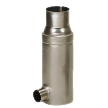 Fallrohrfilter FS 80 Zink (DN) 80