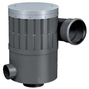 WISY Filter 300 Stahldeckel