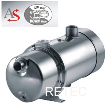 Steelpumps X-AMO 80 Saug od. Druckp.