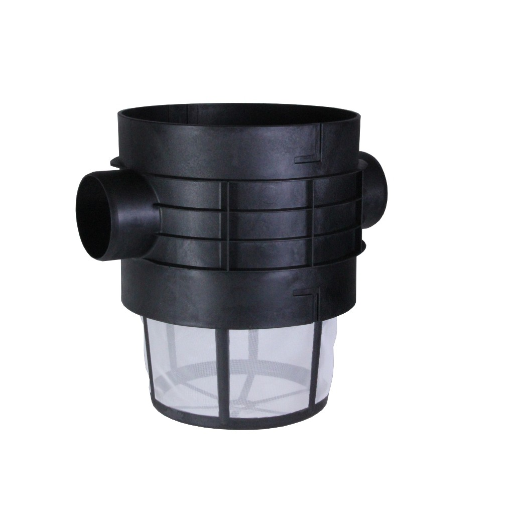 plurafit filter mit filterkorb tankeinbau. Black Bedroom Furniture Sets. Home Design Ideas